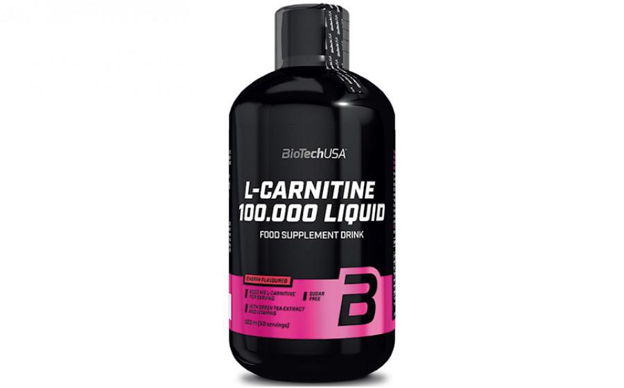 L-carnitine Liquid от Biotech USA