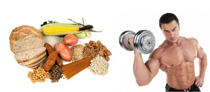 Как правильно закрывать белково-углеводное окно для набора мышц и похудения?
