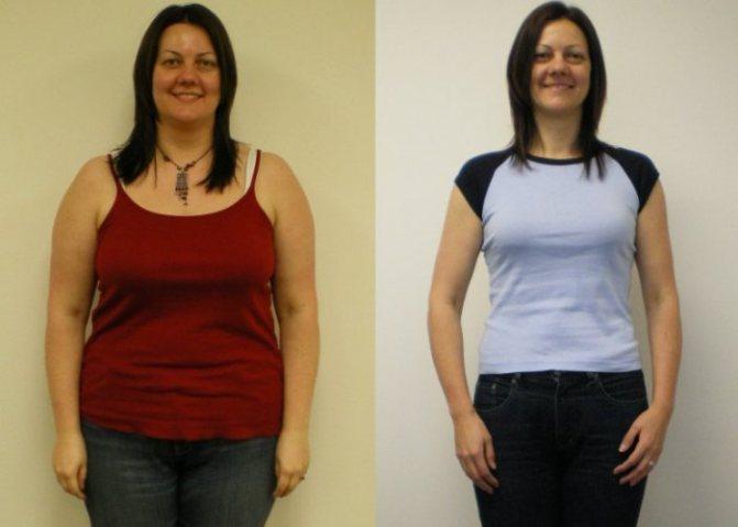 Похудеть безопасно и без диет можно и после 50