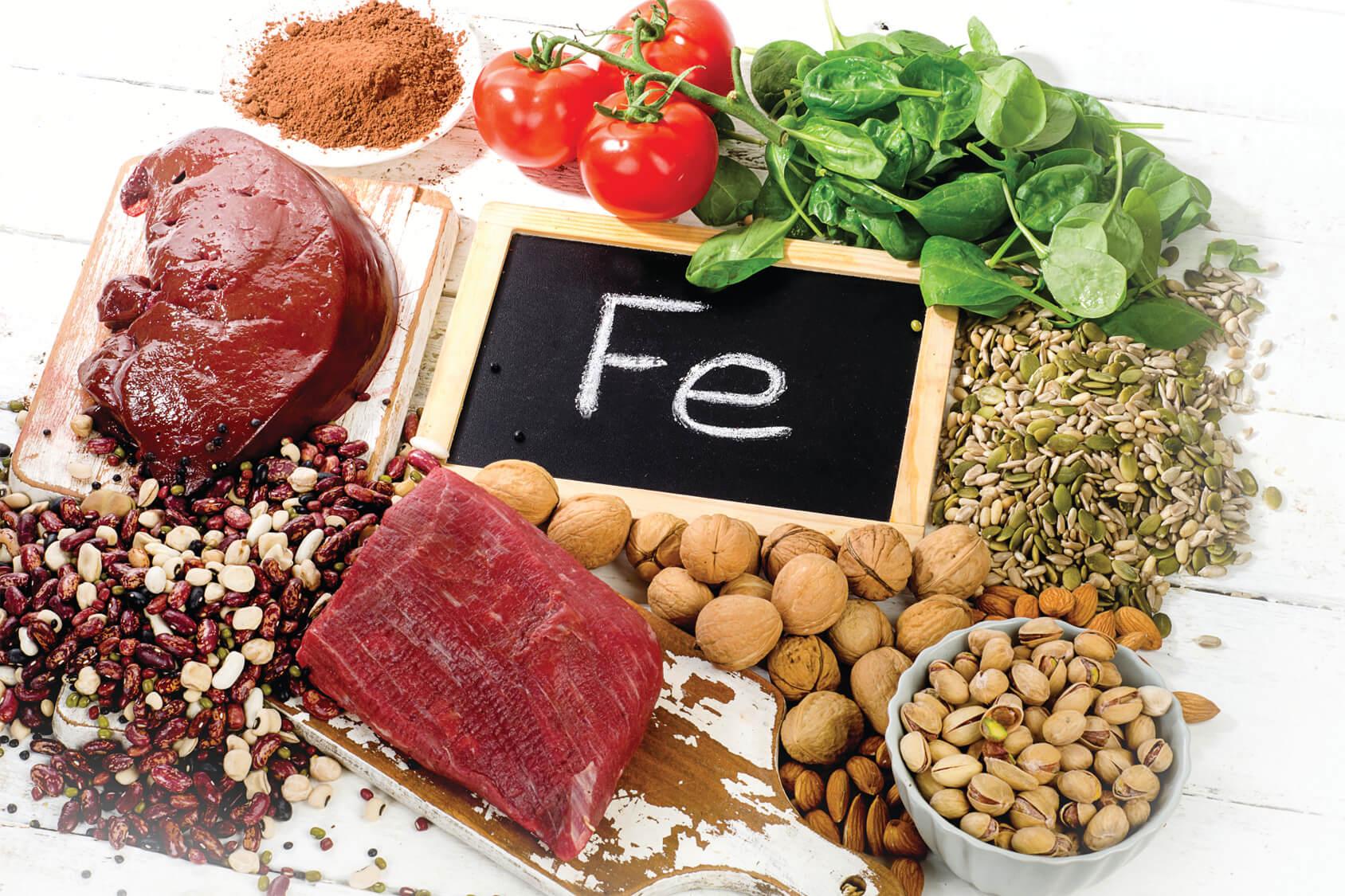 Продукты для повышения гемоглобина, рацион и рекомендации по питанию при анемии