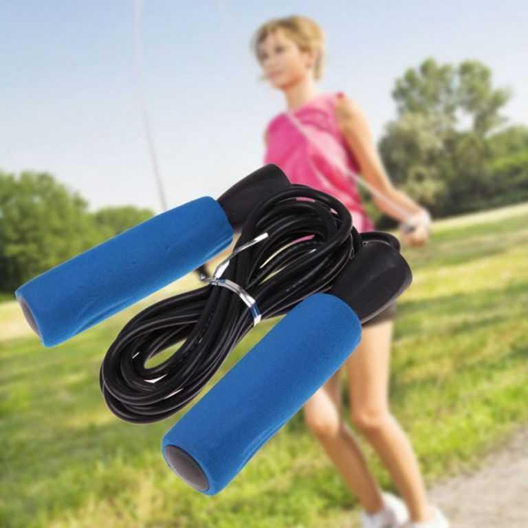 Как выбрать скакалку для кроссфита и фитнеса. как правильно подобрать скакалку: скоростные для crossfit, с утяжелителями и электронные с счетчиком. какой длины должна быть скакалка под ваш рост?