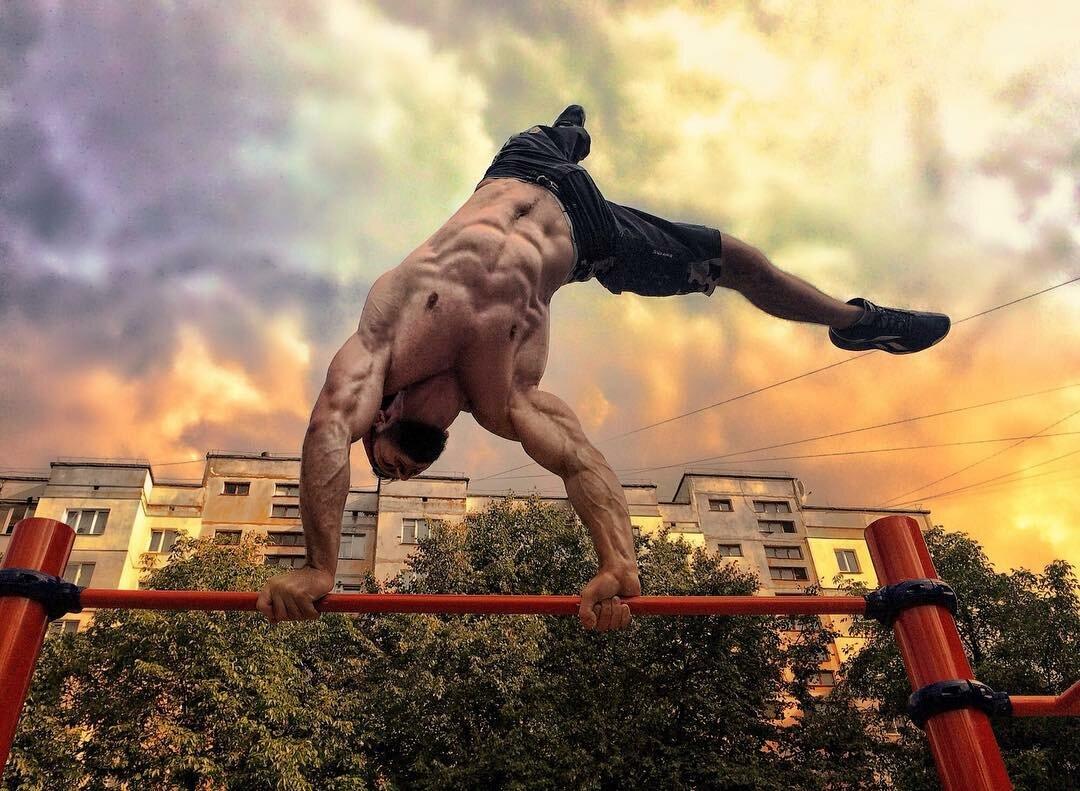 Ганнибал турникмен: программа тренировк и питания в street workout