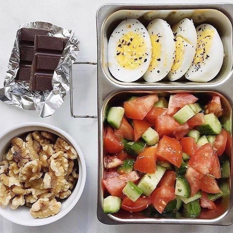 Правильный обед – путь к здоровью и долголетию