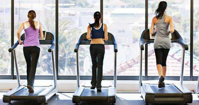 Беговая дорожка для похудения: как правильно заниматься на снаряде