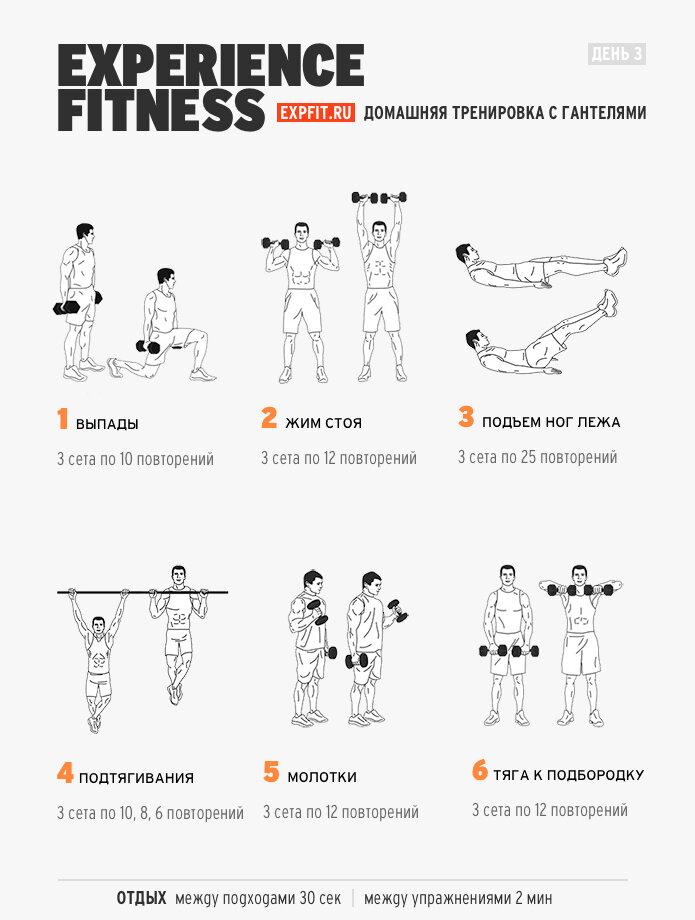 Упражнения для похудения рук. топ 10 упражнений в домашних условиях