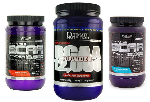 Bcaa 12000 powder от ultimate nutrition: как принимать, состав