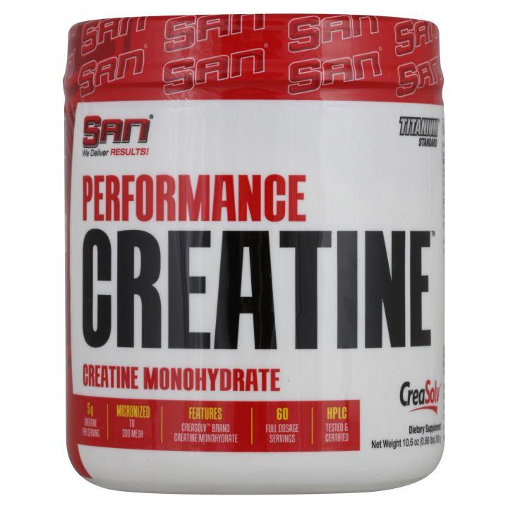 Как действует креатин san performance на похудение?