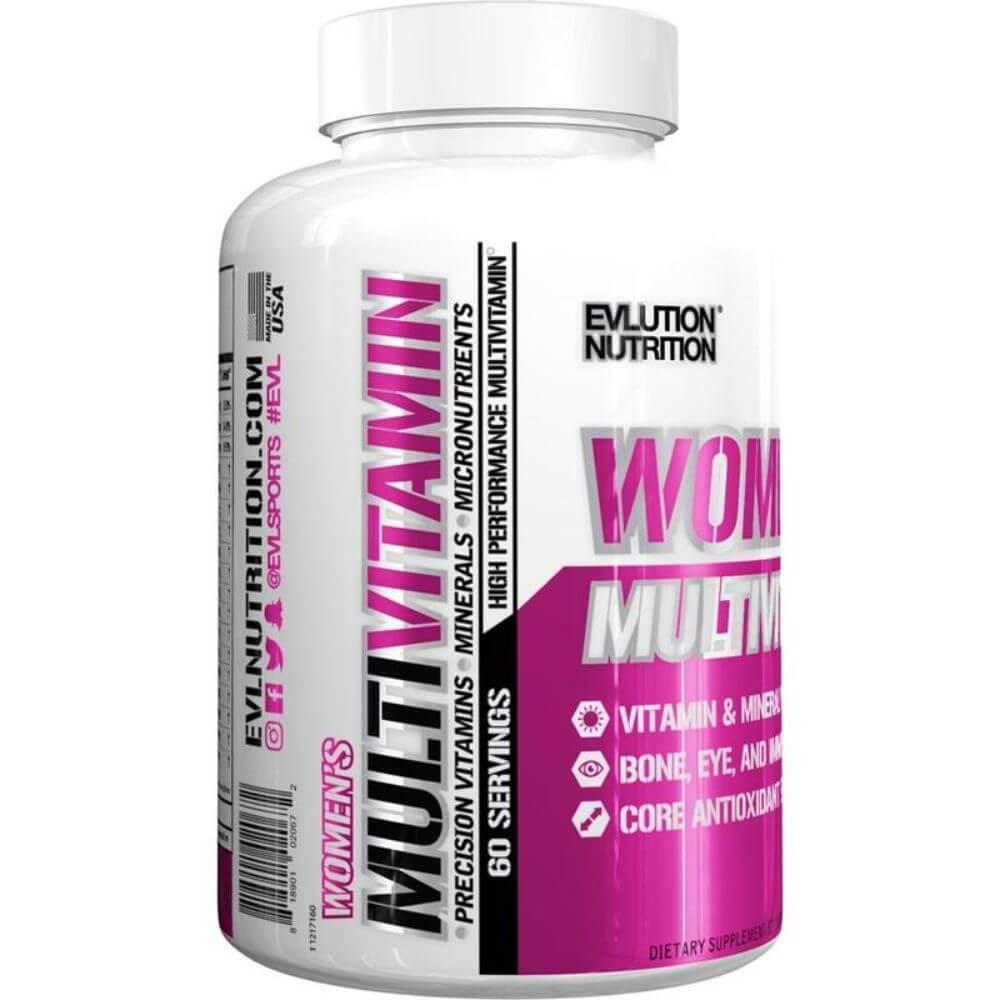 Спортивные витамины для женщин: рейтинг лучших