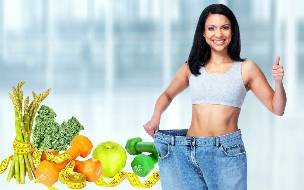 Как сбросить лишний вес - убираем проблемы и худеем