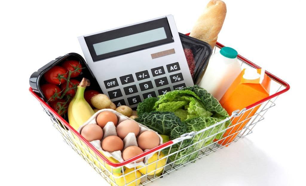 Потребительская корзина 2020: состав, цена на месяц