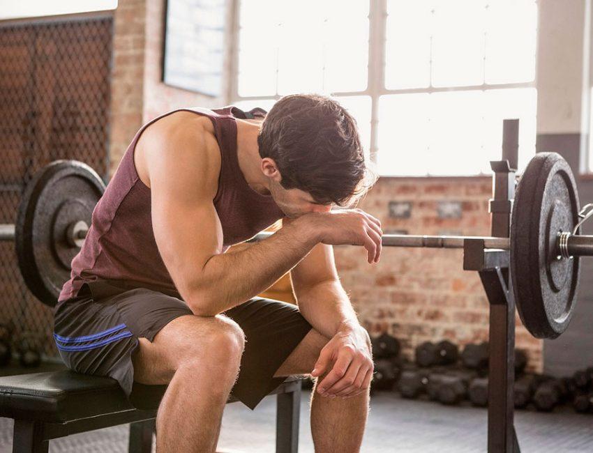 Почему тошнит после тренировки? - men's newspaper