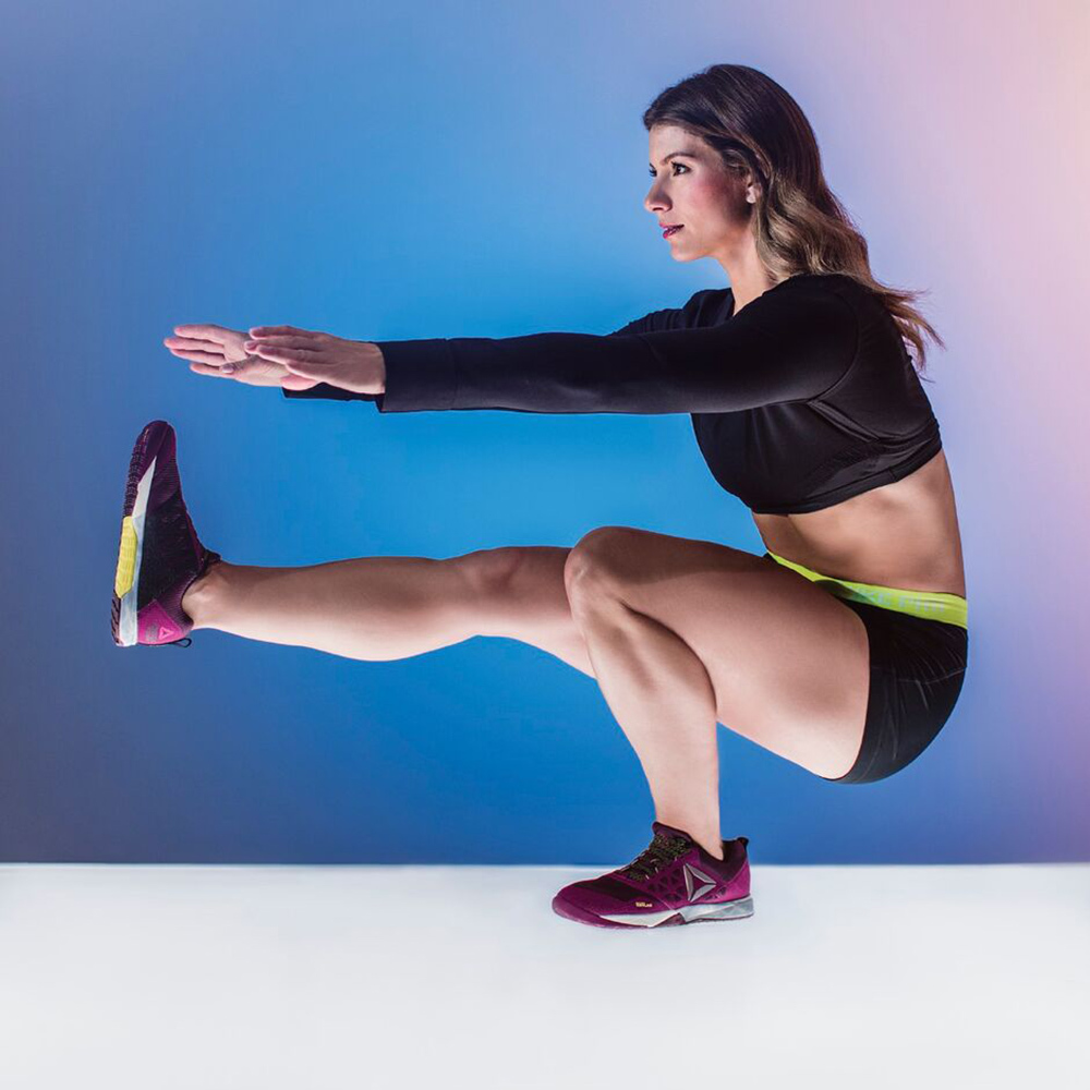 Какие мышцы работают при приседании? как правильно качать мышцы ног?