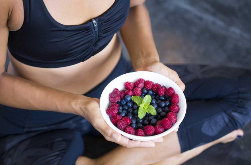 Питание во время тренировок: 7 главных правил
