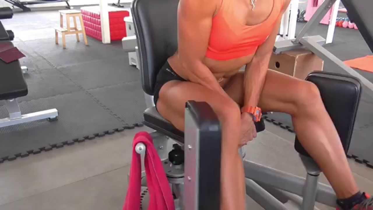 Самые эффективные упражнения на тренажерах - инструкция с фото и видео