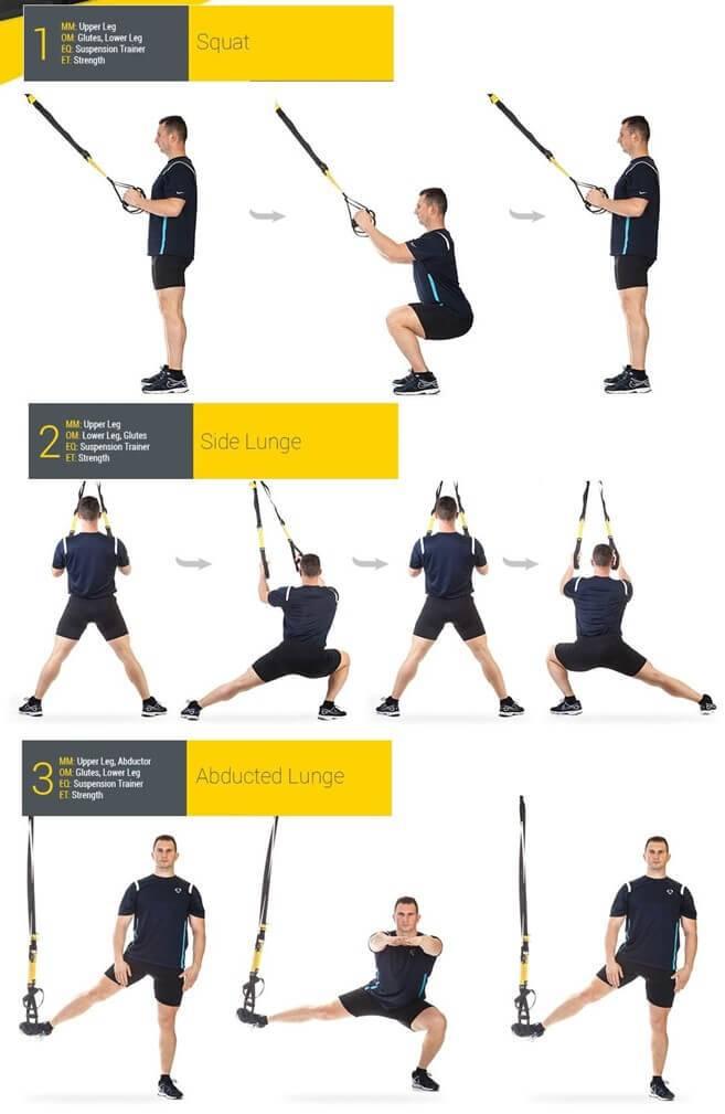 Петли trx: упражнения | fitbreak! всё о фитнесе и бодибилдинге