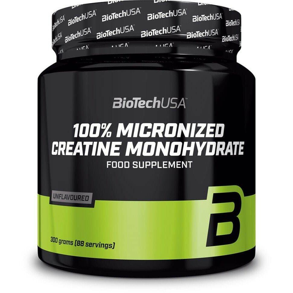 Creatine monohydrate от biotech