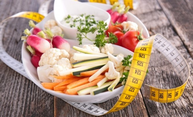 Диета при повышенном холестерине у женщин после 50 лет – питание и меню на неделю