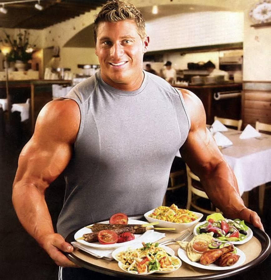 Питание для набора мышечной массы: меню на неделю