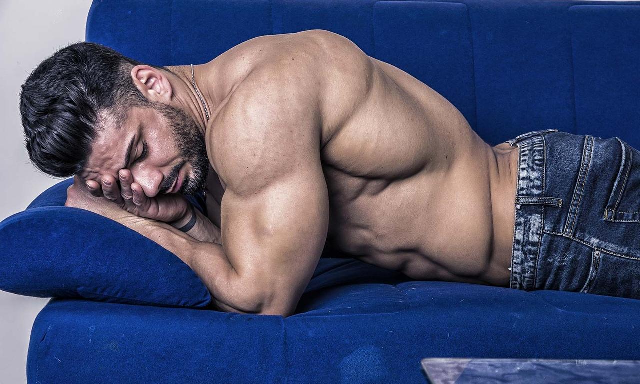 Можно ли спать сразу после тренировки :: как правильно ::  «живи!