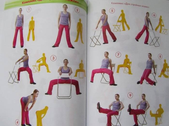 Оксисайз - эффективные упражнения для избавления от живота