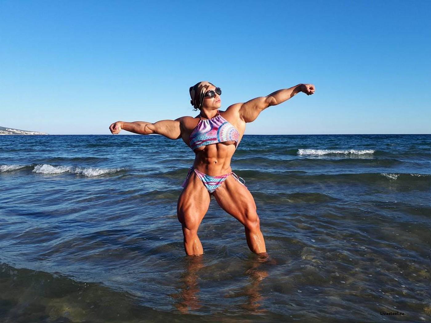 Наталия амазонка кузнецова трухина - сама большая бодибилдерша планеты | фитнес тренер юрий спасокукоцкий | яндекс дзен