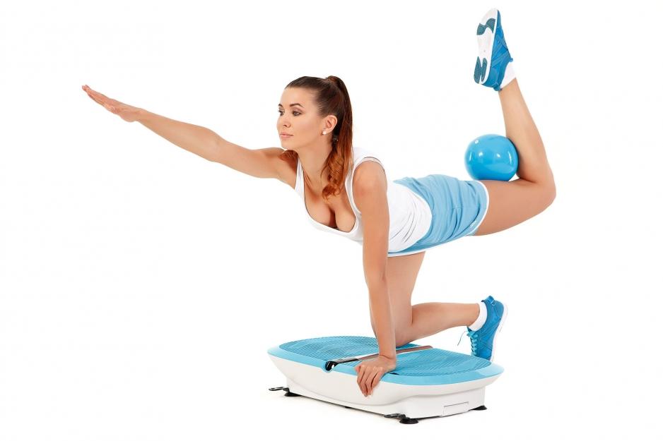 Вибротренажер для похудения живота и боков: польза и противопоказания