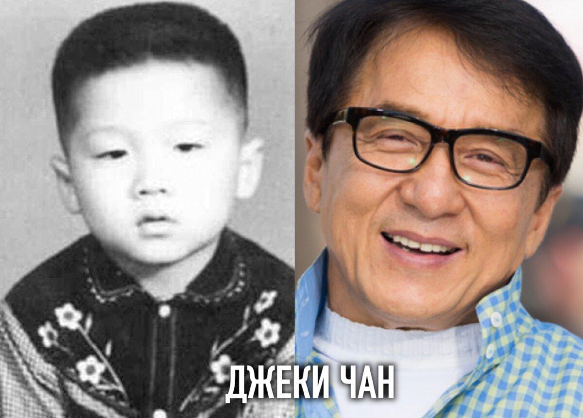 Молодость и детство джеки чана: как выглядит сейчас на фото