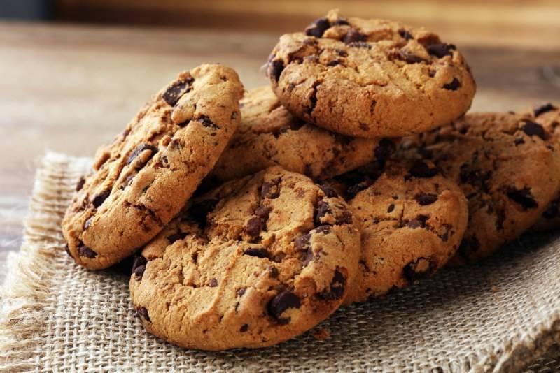 Печенье из протеина рецепт с фото - 1000.menu