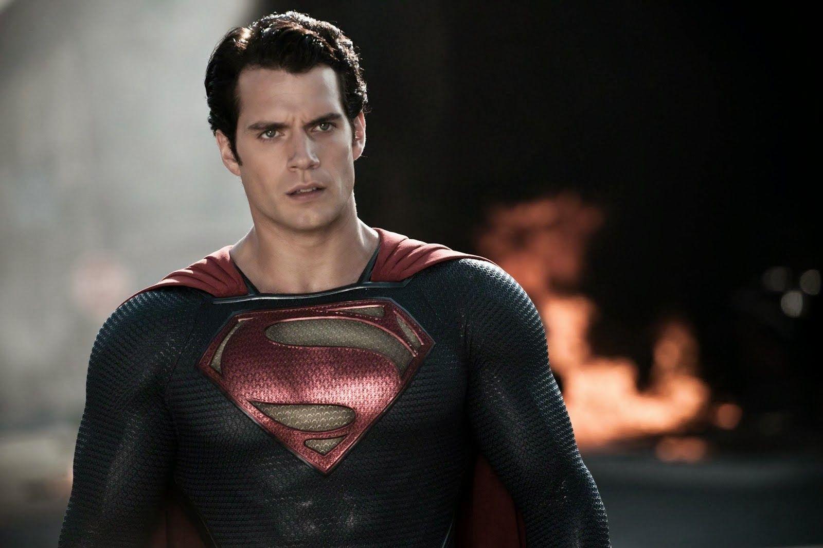 Фитнес для суперменов: тренировка генри кавилла