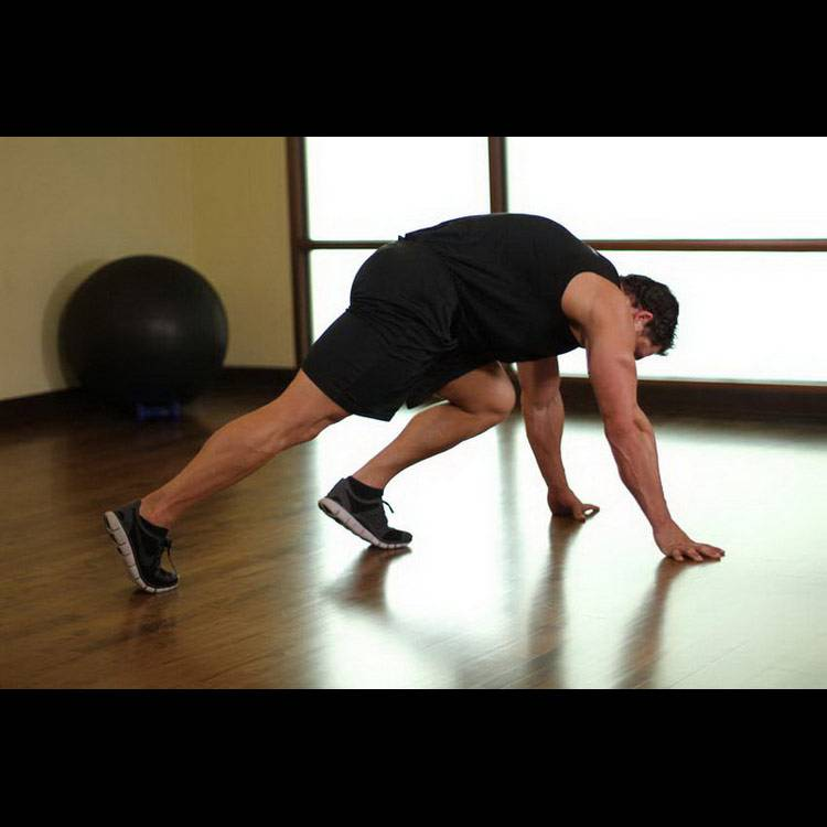 Упражнение скалолаз (альпинист)