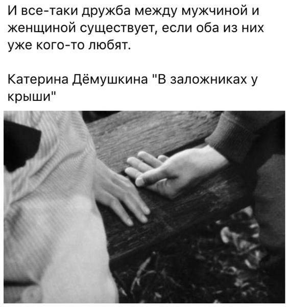 Дружба дружбе — рознь!