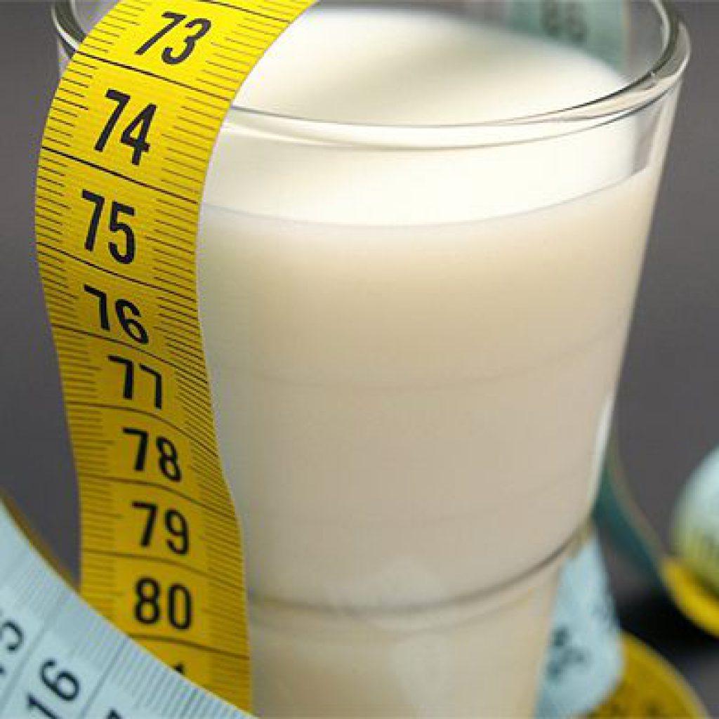 » молочная диета