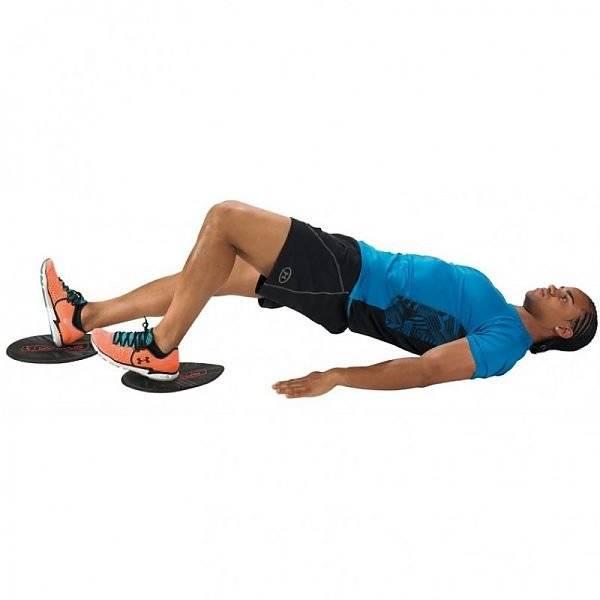 Всего 3 упражнения - и у вас стройные ноги. глайдинг решает! - всё о здоровой жизни