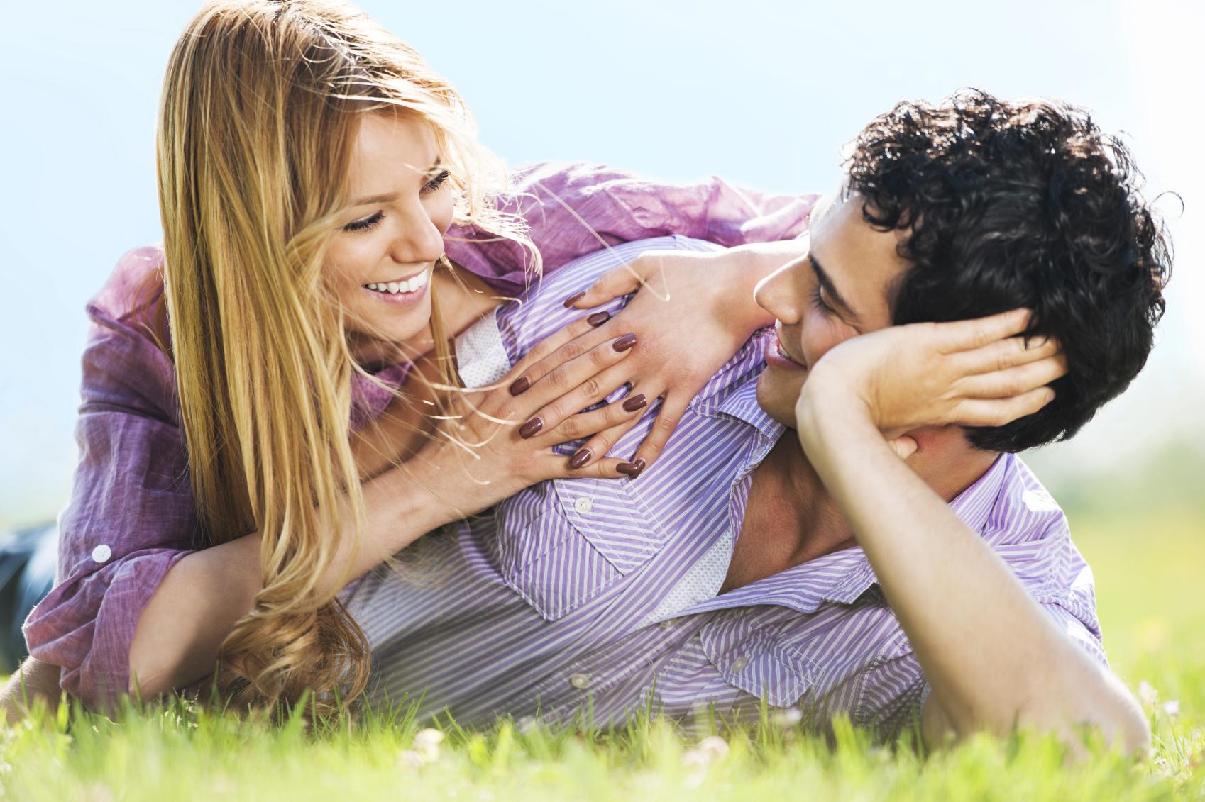 Гармоничные взаимоотношения в паре