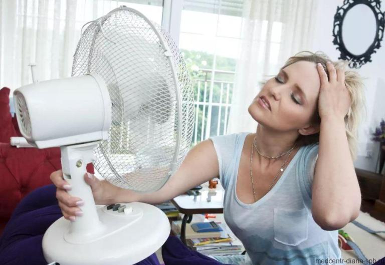 Как спастись от жары дома без кондиционера: почему перегрев опасен