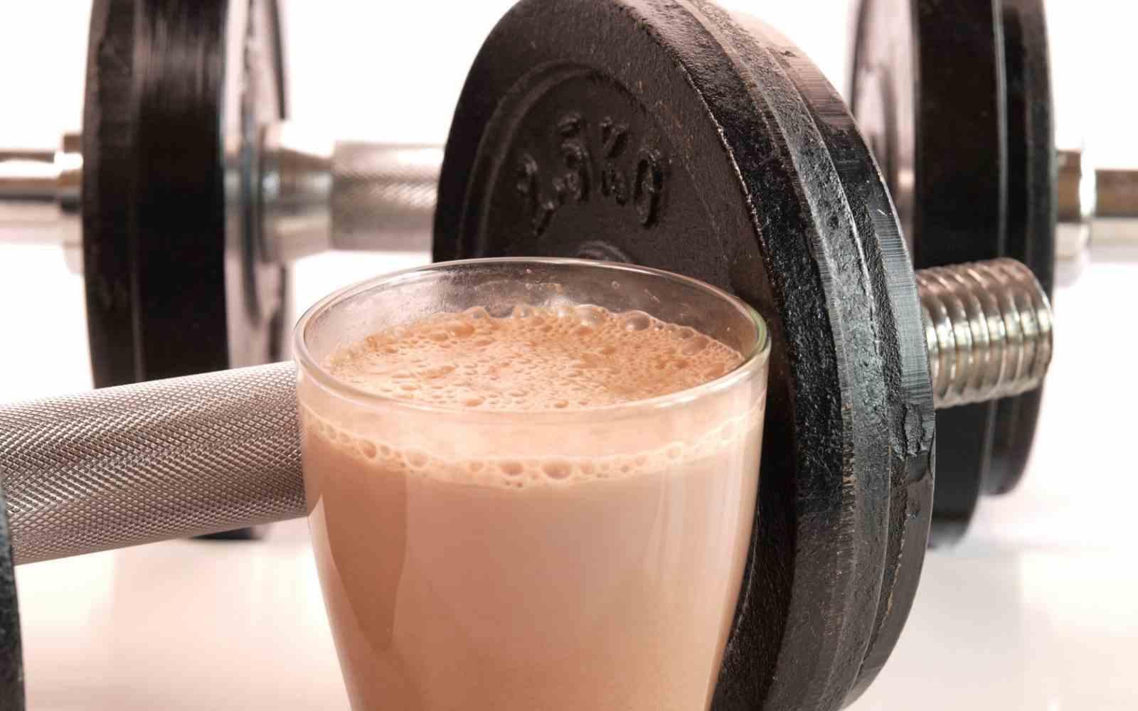 Сывороточный протеин в домашних условиях