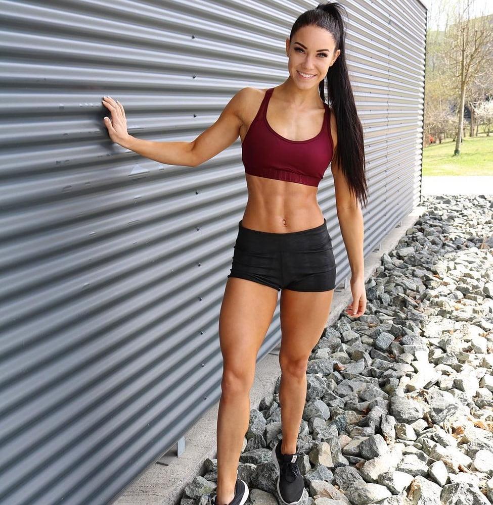 Стефани дэвис (stephanie davis) биография, фитнес