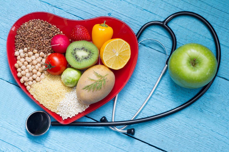 Овощи и фрукты для сердца. полезные овощи для сердца и сосудов, список фруктов