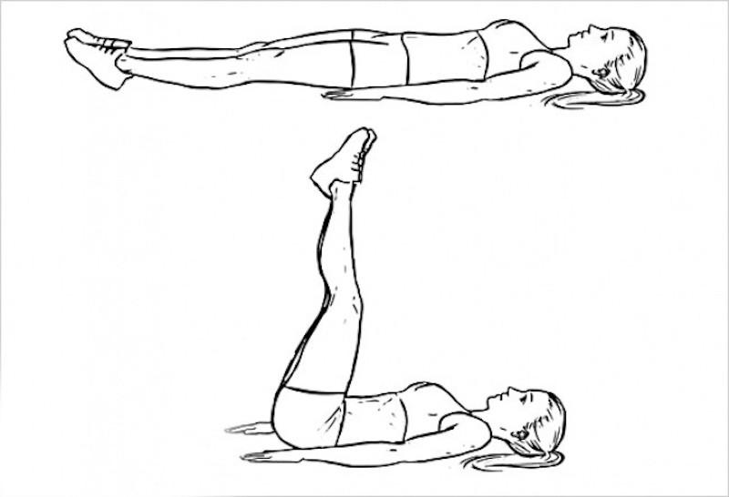 Подъем ног в упоре: техника выполнения упражнения, важные нюансы - tony.ru