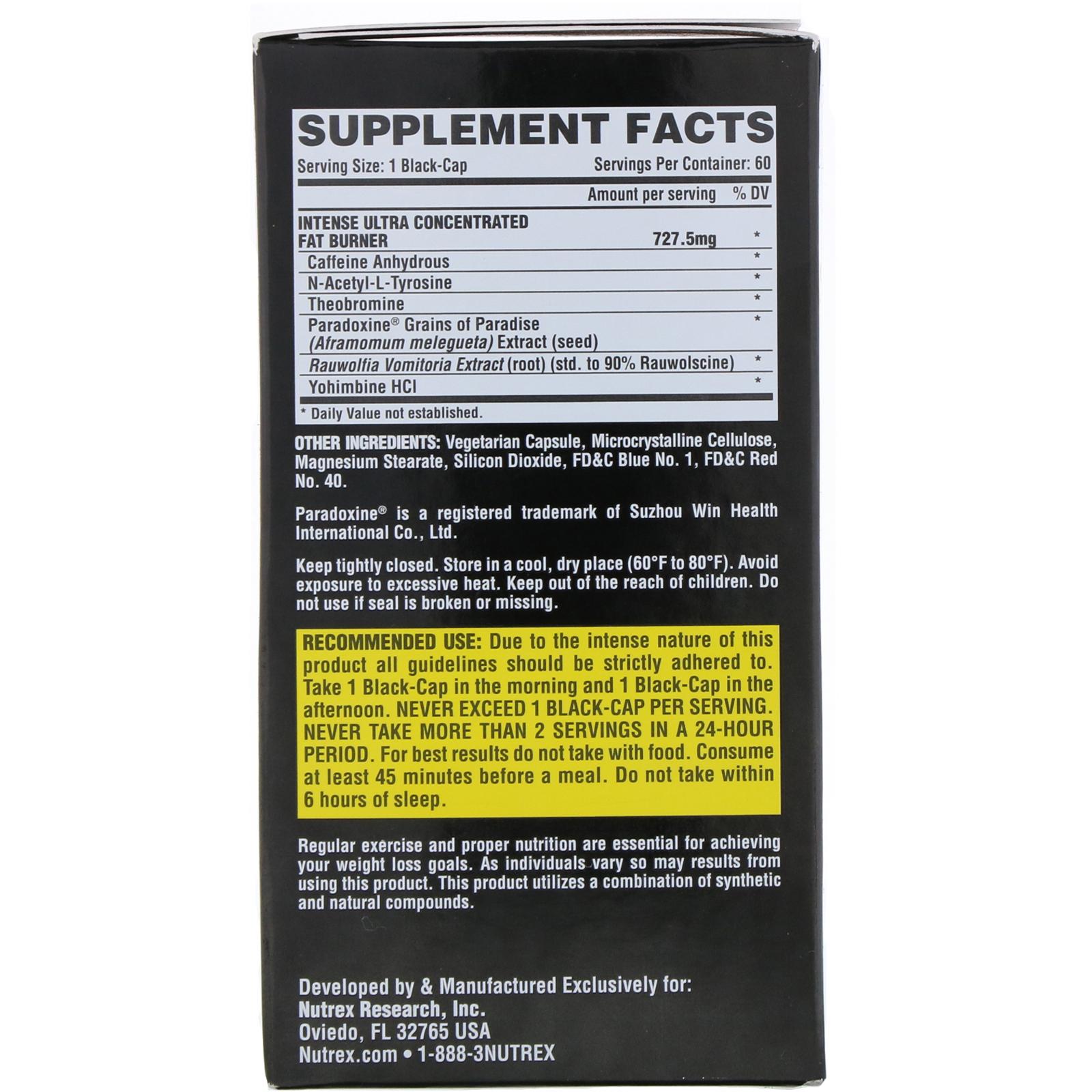 Отзывы спортивное питание nutrex lipo-6 black hers ultra concentrate » нашемнение - сайт отзывов обо всем