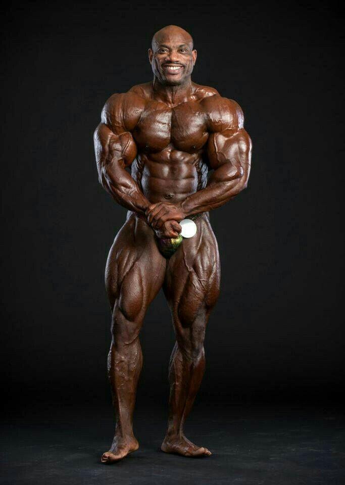 Декстер джексон: как живет победитель олимпии- 2008