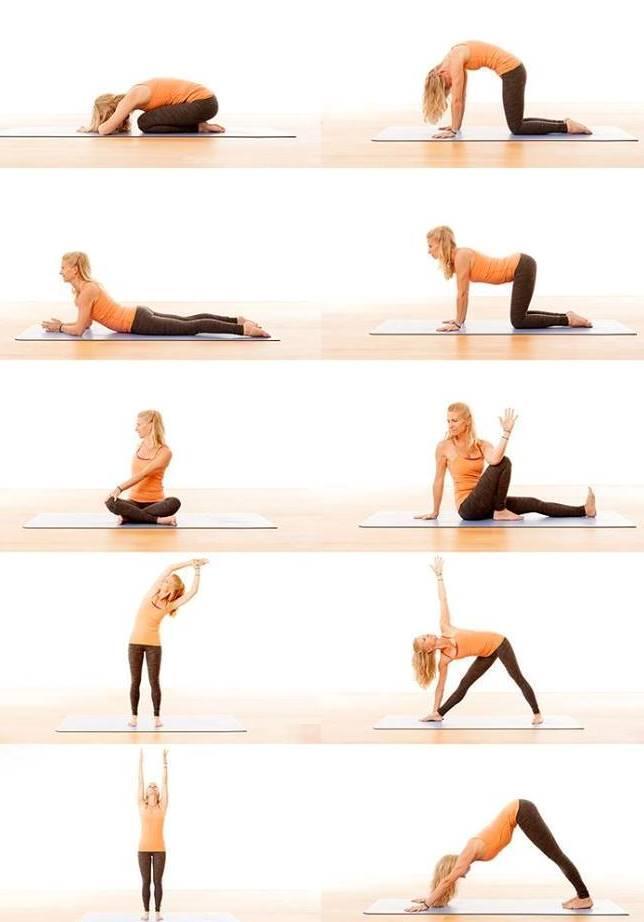 Топ 24 лучших позы йоги для похудения