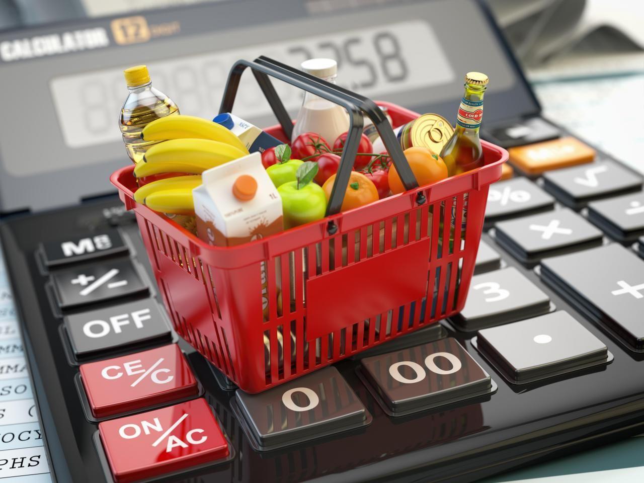 Сколько стоит продуктовая корзина на неделю при правильном питании