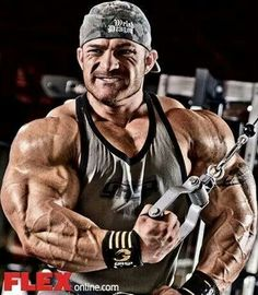 Флекс льюис — тренировка мышц спины | power-body.ru