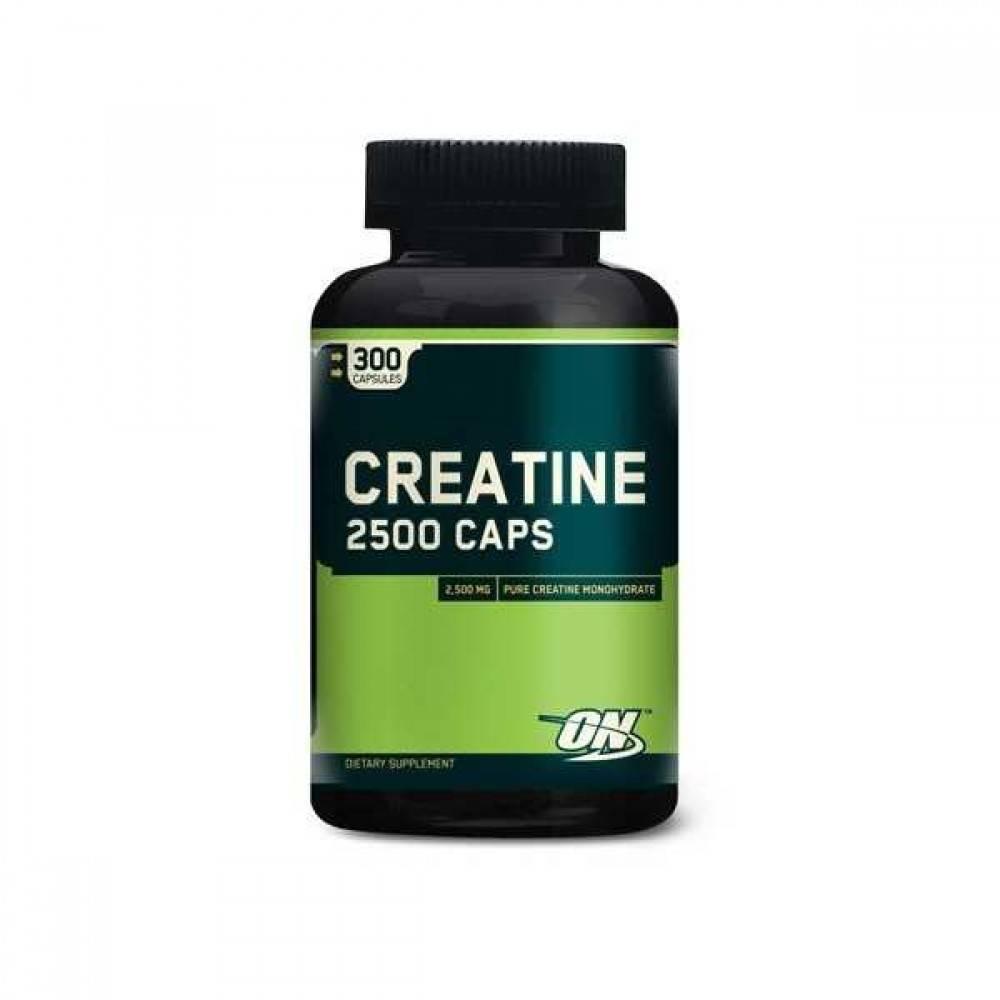 Как правильно принимать creatine 2500 caps