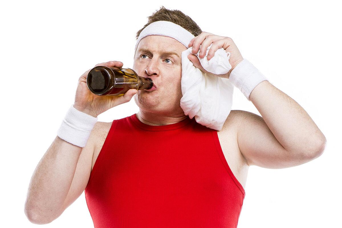 Влияние алкоголя на рост мышц | simpleslim