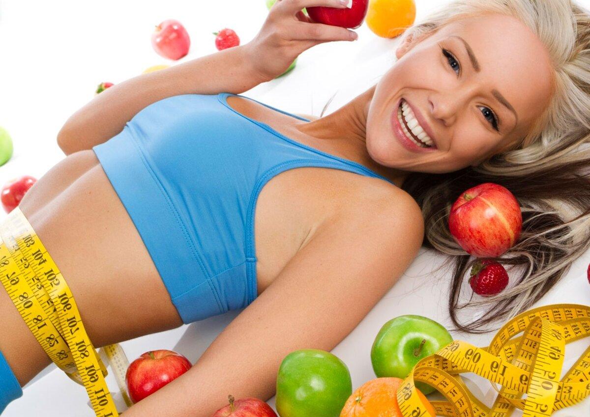 Правильное питание или спорт: что эффективнее? | simpleslim