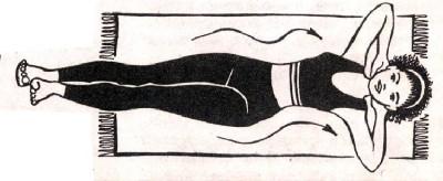 Золотая рыбка упражнение польза и вред
