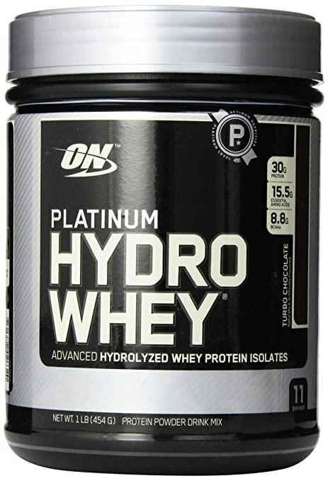Platinum hydrowhey от optimum nutrition - спортивное питание на dailyfit