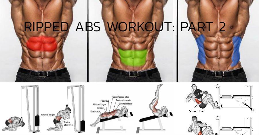 Женские упражнения для косых мышц живота